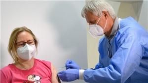 Đức thực hiện khuyến nghị tiêm vaccine Astrazeneca kết hợp Biontech/Pfizer hoặc Moderna