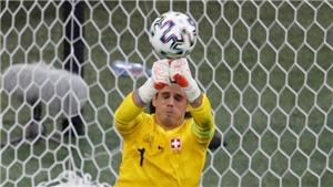 EURO 2020: Báo chí Thụy Sĩ ca ngợi thủ môn Yann Sommer