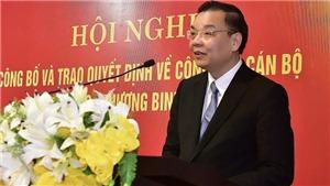 Thủ tướng Chính phủ phê chuẩn Chủ tịch, Phó Chủ tịch UBND thành phố Hà Nội