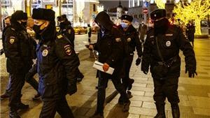 Nga ngăn chặn loạt âm mưu khủng bố của IS