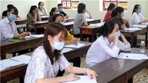 Kỳ thi tốt nghiệp THPT năm 2021: Những lưu ý với thí sinh khi làm bài thi trắc nghiệm môn Toán
