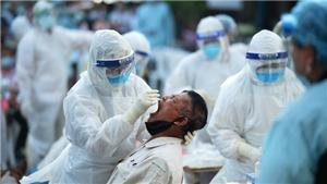 Thái Lan ghi nhận số ca tử vong do Covid-19 cao nhất từ trước đến nay