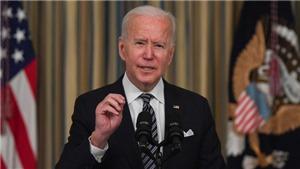 Tổng thống Joe Biden: Mỹ cấp thiết phải thông qua luật bầu cử sâu rộng