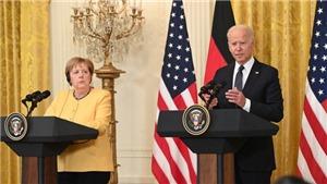 Mỹ và Đức ký Tuyên bố Washington