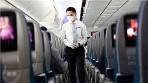 Dịch Covid-19: Từ 1/9, phi công tiêm đủ hai mũi vaccine mới được bay