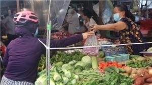 TP Hồ Chí Minh thí điểm chợ truyền thống hoạt động trở lại