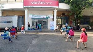 Viettel Post tiêu thụ gần 100 tấn rau củ quả tươi trong 4 ngày tại TP.HCM