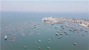 Bãi Đông - Bãi biển hoang sơ bậc nhất tại Thanh Hóa