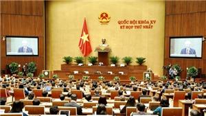 Kỳ họp thứ nhất, Quốc hội khóa XV: Bầu nhiều chức danh quan trọng của Quốc hội