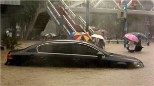 Mưa lớn ở Trung Quốc làm 12 chết, cảnh báo vỡ đập tại Lạc Dương