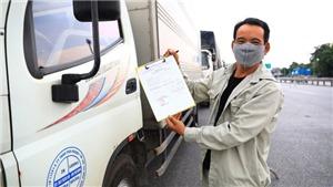 Hà Nội chặn nguồn lây dịch Covid-19 qua dịch vụ vận tải