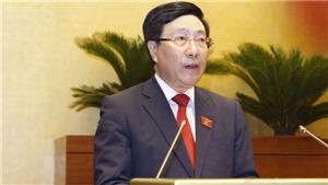 Kỳ họp thứ nhất, Quốc hội khóa XV: Kiên định 'mục tiêu kép' trong 6 tháng cuối năm