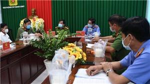 Trà Vinh khởi tố vụ án 'Làm lây lan dịch bệnh truyền nhiễm nguy hiểm cho người'