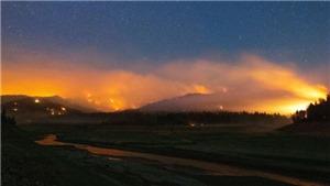 Mỹ: Cháy rừng lan rộng tại California