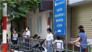 Hà Nội thông báo khẩn tìm người từng đến Bệnh viện Phổi Hà Nội