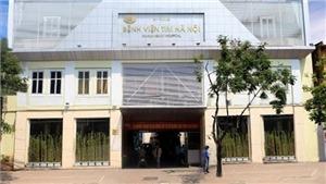 Liên quan vụ Bệnh viện Tim Hà Nội: Khởi tố Giám đốc Công ty Cổ phần Thiết bị y tế Hoàng Nga