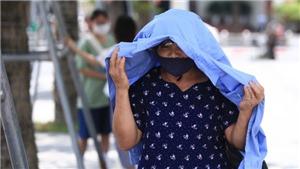 Chỉ số tia cực tím ở các thành phố có nguy cơ gây hại rất cao