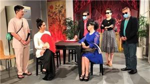 Sân khấu kịch truyền hình 'hút khán giả' trong mùa Covid-19