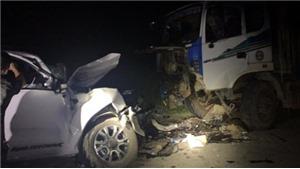 Tai nạn giao thông nghiêm trọng, một cán bộ y tế tử vong