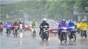 Từ 9 đến 18/8 cả nước mưa dông về đêm, đề phòng thời tiết nguy hiểm