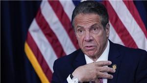 Thống đốc bang New York từ chức: Sự sụp đổ đáng kinh ngạc