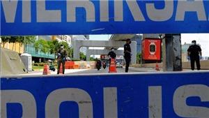 Một quân nhân Malaysia nổ súng bắn chết 3 đồng đội