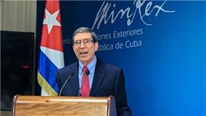 Cuba bác bỏ các biện pháp trừng phạt mới của Mỹ