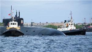 Hải quân Nga nhận 3 tàu ngầm hạt nhân trong năm 2021