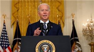 Tỷ lệ tán thành Tổng thống Mỹ Joe Biden giảm xuống mức thấp nhất