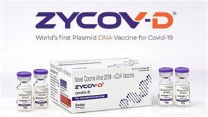 Ấn Độ phê duyệt khẩn cấp vaccine sử dụng công nghệ ADN đầu tiên trên thế giới
