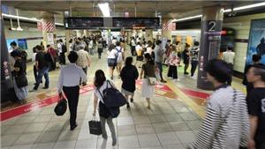 Tấn công bằng chất hóa học tại ga tàu điện ngầm ở Tokyo Nhật Bản