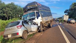 8 tháng qua 3.892 người chết vì tai nạn giao thông