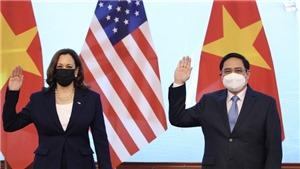 Nhà Trắng nhấn mạnh việc tăng cường quan hệ Đối tác toàn diện Việt Nam - Hoa Kỳ