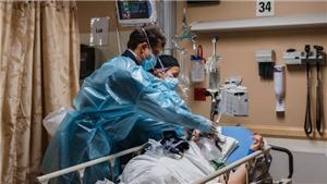 Biến thể Delta khiến người nhiễm có nguy cơ phải nhập viện cao gấp đôi Alpha