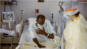 Mỹ: Các khu chăm sóc tích cực quá tải vì bệnh nhân Covid-19