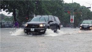 Hà Nội ngày nắng, các tỉnh miền Nam có nơi mưa to trên 150 mm