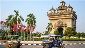 Thủ đô Viêng Chăn lần đầu tiên áp dụng giới nghiêm để ngăn chặn dịch Covid-19