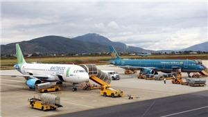 Các hãng hàng không dừng bán vé máy bay nội địa