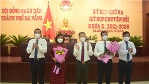 Bầu bổ sung hai Phó Chủ tịch UBND thành phố Đà Nẵng