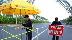 Hà Nội lập 21 chốt kiểm soát tại nơi có mật độ giao thông cao vào 'vùng đỏ'