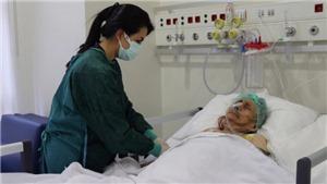 Cụ bà 116 tuổi ở Thổ Nhĩ Kỳ chiến thắng Covid-19