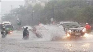 Sẵn sàng ứng phó với bão Conson và mưa lớn