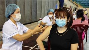 Ngày đầu tiêm vaccine Vero Cell tại Hải Phòng