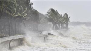 Bão số 5 giật cấp 12, Tây Nguyên và Nam Bộ mưa dông về chiều tối
