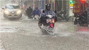 Bão số 5 gây mưa rất to tại Trung Bộ từ ngày 11-14/9, kịp thời các phương án ứng phó