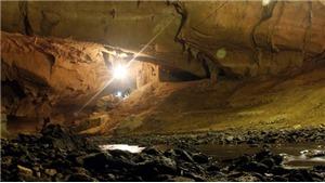 Phát hiện hình vẽ tiền sử trong hang động ở Quỳ Châu, Nghệ An