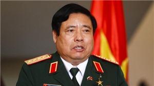 Đại tướng Phùng Quang Thanh - Vị tướng trưởng thành qua chiến đấu