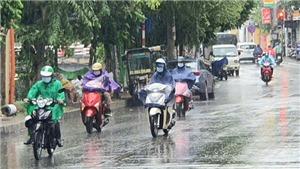Từ đêm 13/9 đến ngày 14/9, các tỉnh từ Thanh Hóa đến Quảng Bình mưa rất to