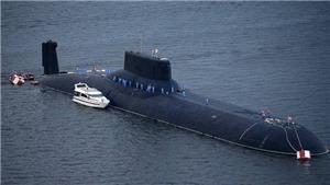 Tàu ngầm Nga bắn thử tên lửa tại Bắc Cực