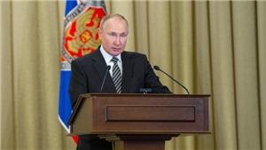 Tổng thống Nga Putin tự cách ly phòng ngừa Covid-19